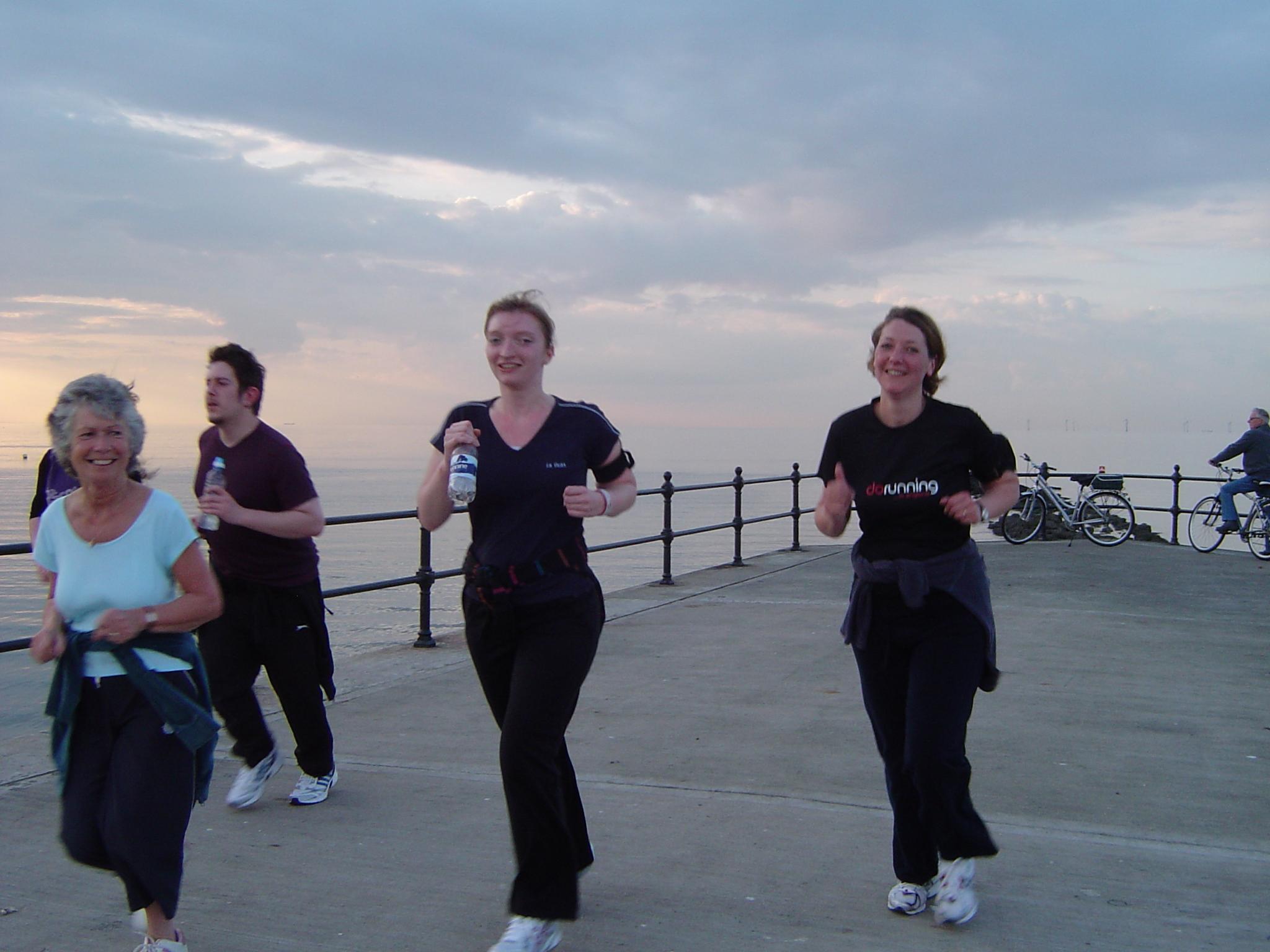 Jelly Legs Running Club - Canterbury